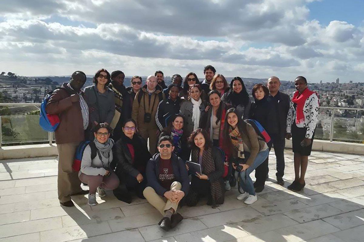 З Ізраїльською освітою познайомилась кам'янчанка у рамках міжнародної програми, фото-5