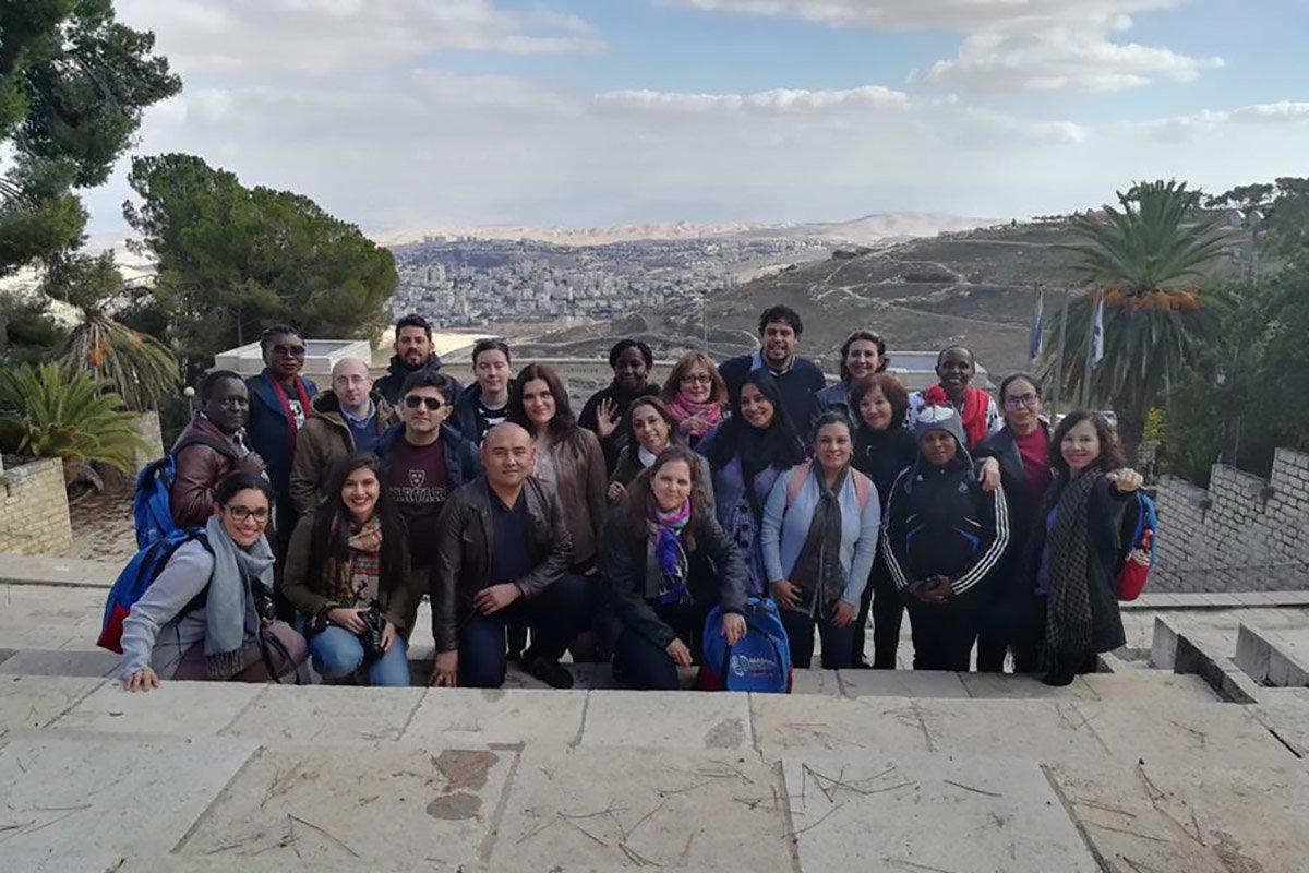 З Ізраїльською освітою познайомилась кам'янчанка у рамках міжнародної програми, фото-8