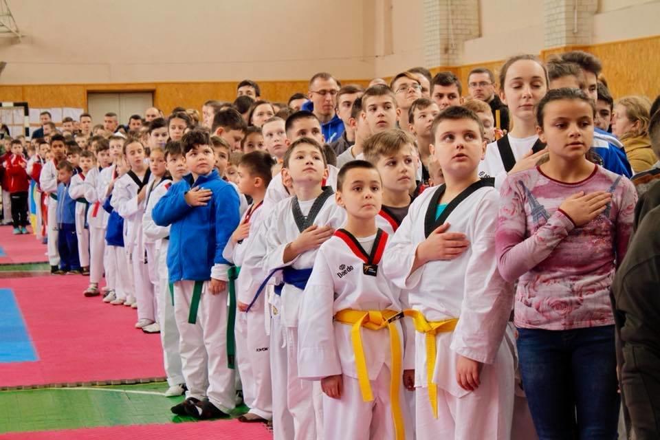 Відкритий чемпіонат Кам'янця-Подільського з тхеквондо ВТ, фото-2