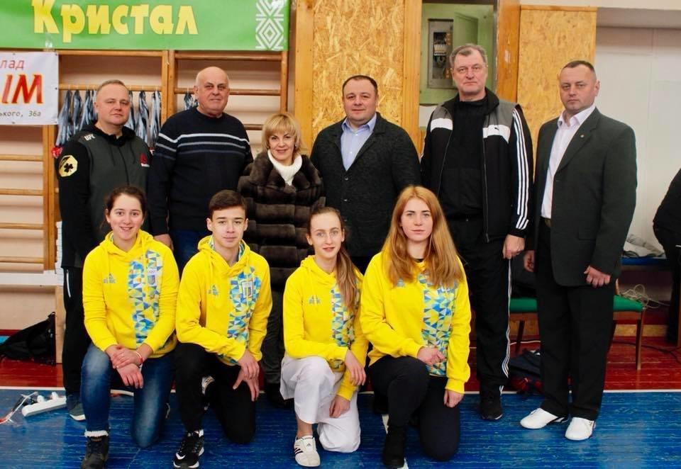 Відкритий чемпіонат Кам'янця-Подільського з тхеквондо ВТ, фото-3