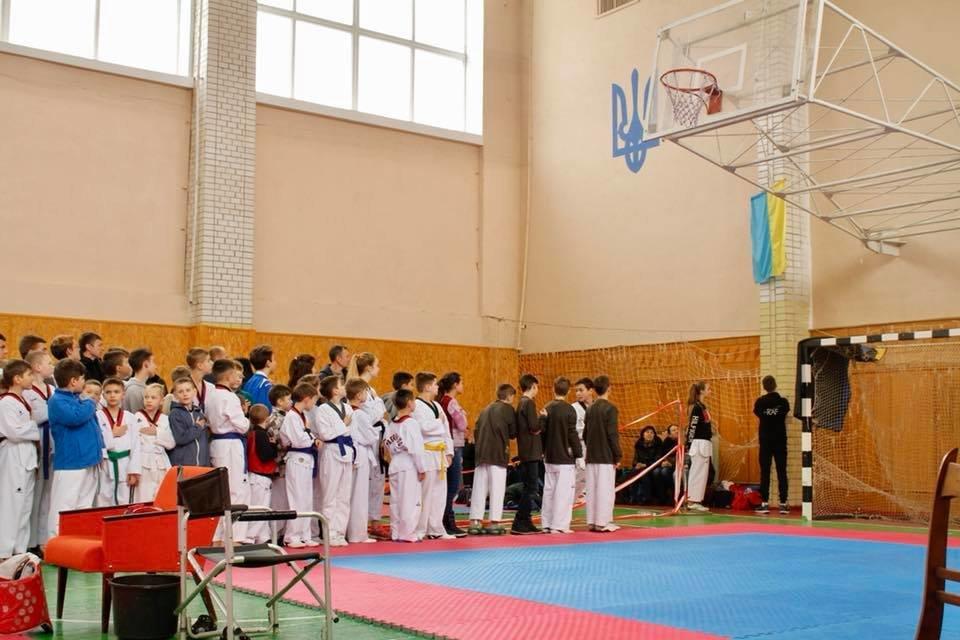 Відкритий чемпіонат Кам'янця-Подільського з тхеквондо ВТ, фото-1