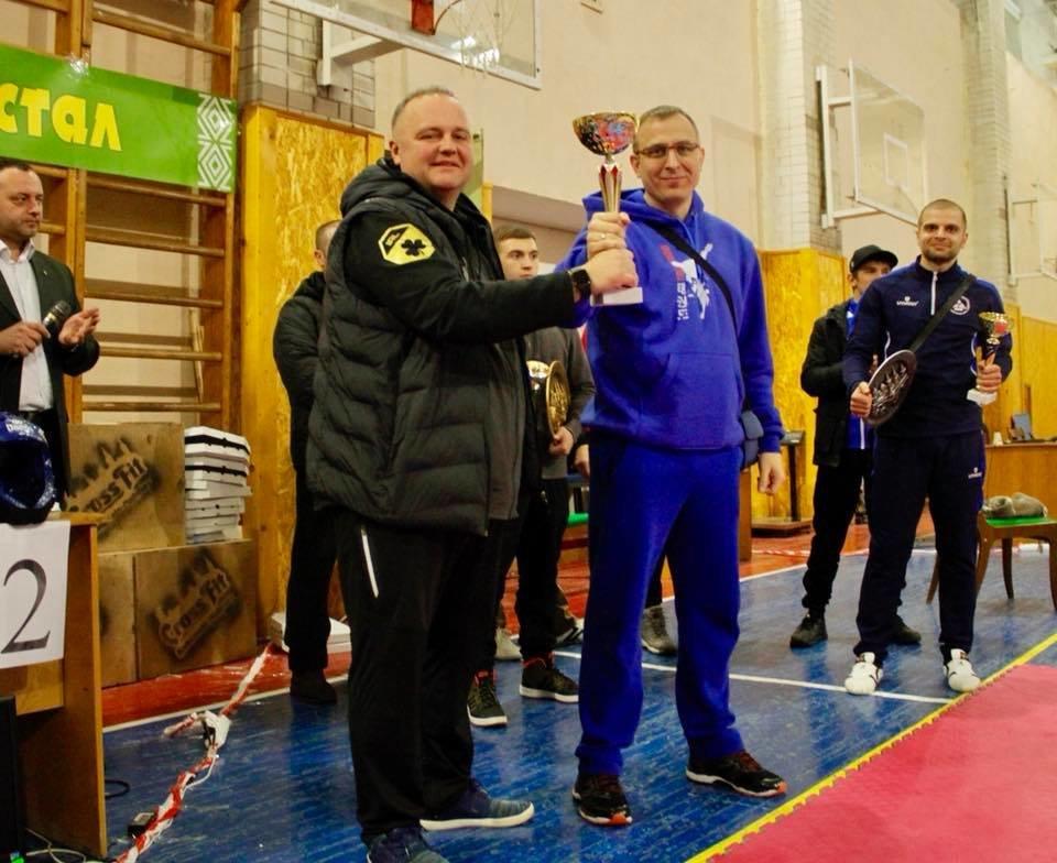 Відкритий чемпіонат Кам'янця-Подільського з тхеквондо ВТ, фото-4