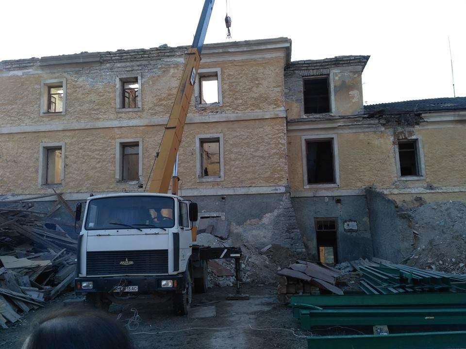 Громадська організація провела моніторинг стану архітектурних пам'яток Старого міста, фото-3