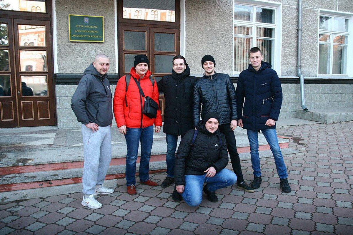 Пілотна програма ПДАТУ – 72 студенти вирушили на навчання до Познані, фото-3