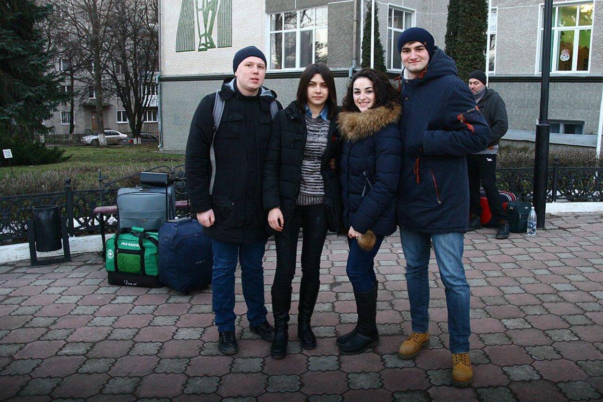 Пілотна програма ПДАТУ – 72 студенти вирушили на навчання до Познані, фото-6