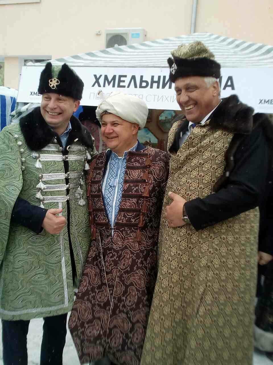 Подільський центр ПТО представив виставку на міжобласному заході до Дня Соборності України, фото-6