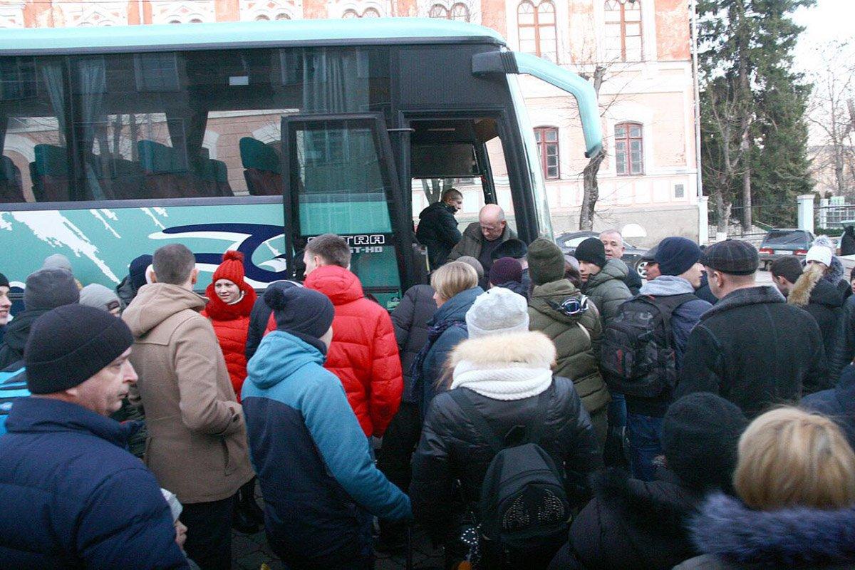 Пілотна програма ПДАТУ – 72 студенти вирушили на навчання до Познані, фото-1