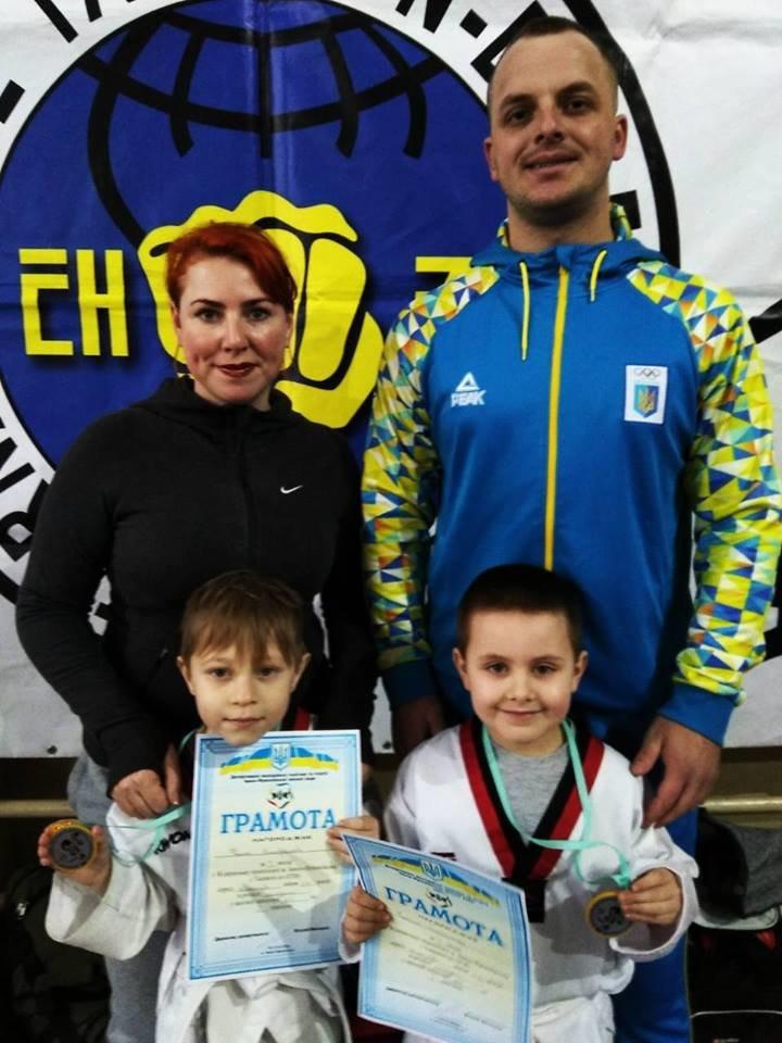 Відкритий чемпіонат області з тхеквондо ІТФ, фото-1