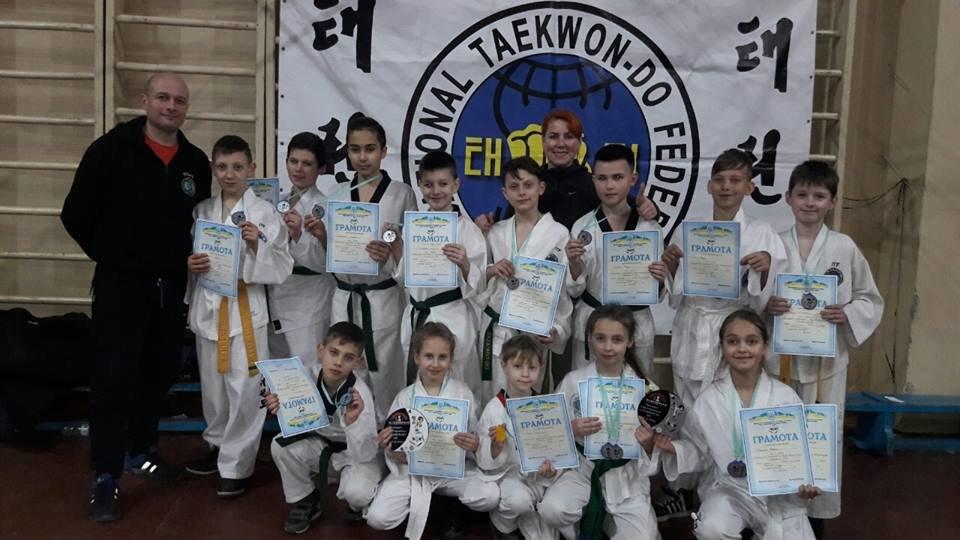 Відкритий чемпіонат області з тхеквондо ІТФ, фото-2