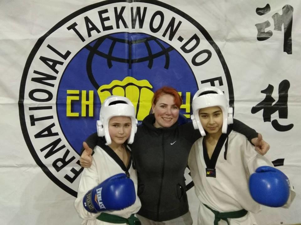 Відкритий чемпіонат області з тхеквондо ІТФ, фото-4