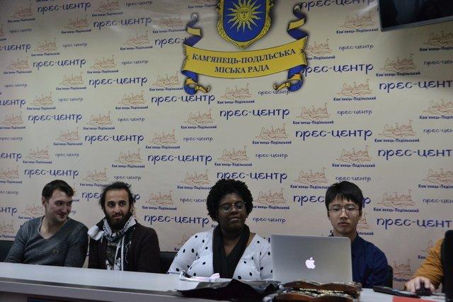 Кам'янець відвідали стажери міжнародної молодіжної організації «AIESEC», фото-2