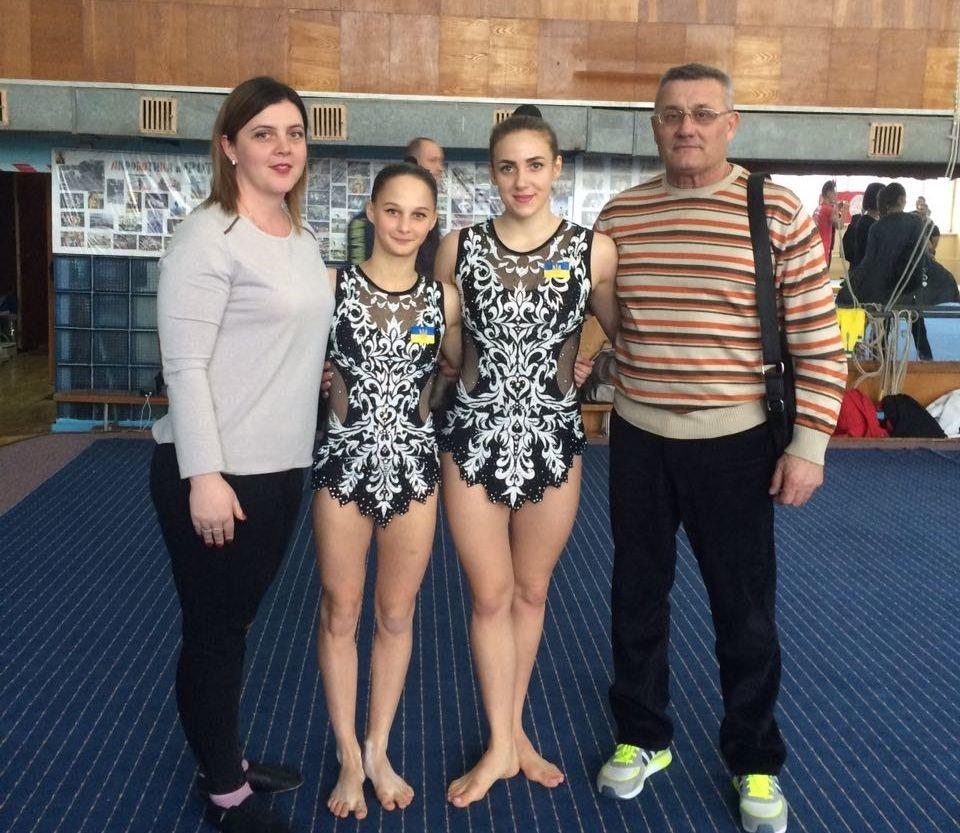 Шість золотих та одна срібна медаль на чемпіонаті України зі спортивної акробатики, фото-2