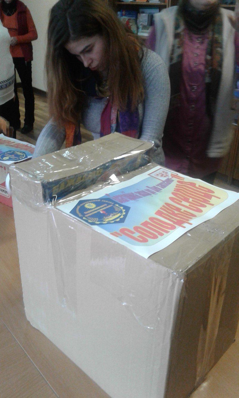 """Подільський центр ПТО долучився до благодійної акції """"Солодке серце"""", фото-3"""