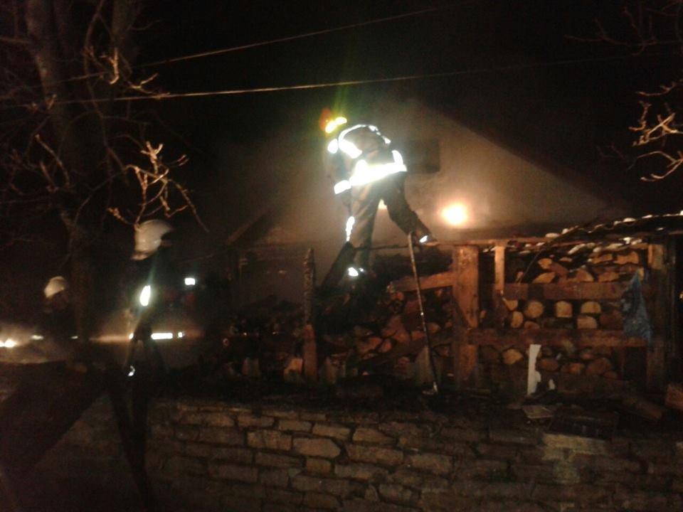 Необережність під час куріння спричинила пожежу на Кам'янеччині , фото-2