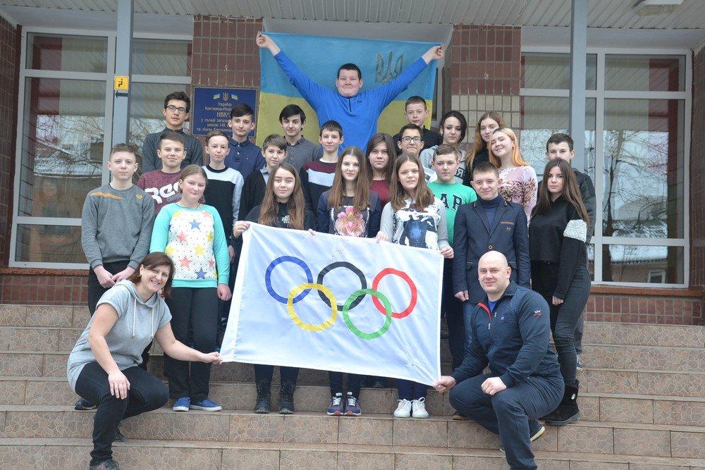 Кам'янецькі діти долучились до акції «Підтримай Національну олімпійську збірну України!», фото-5