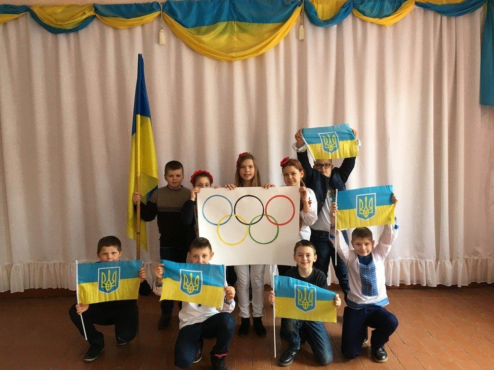Кам'янецькі діти долучились до акції «Підтримай Національну олімпійську збірну України!», фото-3