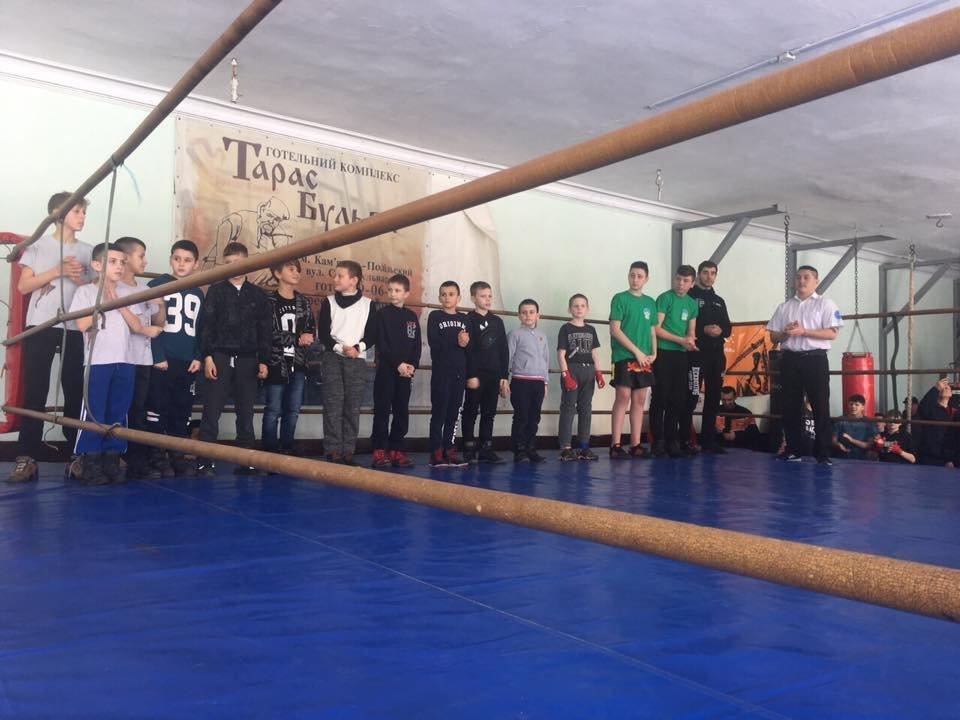 У Кам'янці пройшов відкритий чемпіонат міста з кікбоксингу, фото-8