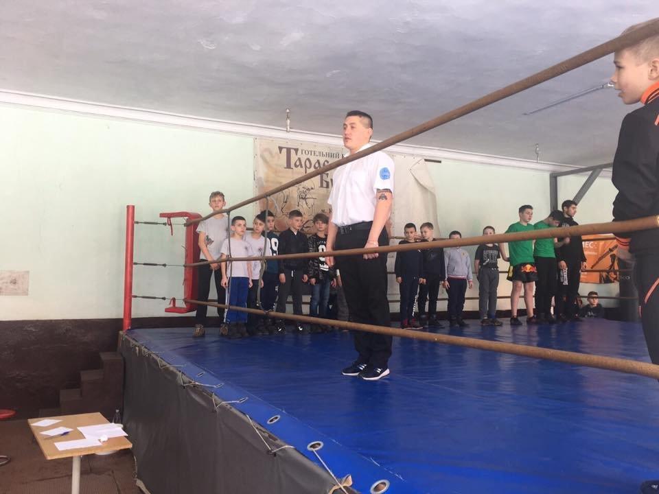У Кам'янці пройшов відкритий чемпіонат міста з кікбоксингу, фото-2