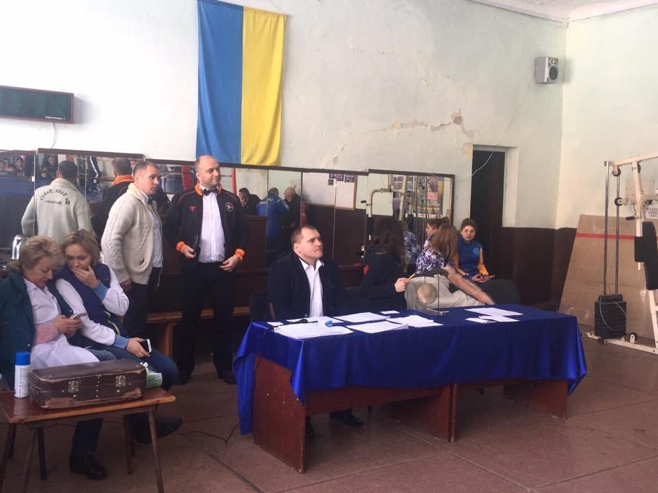У Кам'янці пройшов відкритий чемпіонат міста з кікбоксингу, фото-3