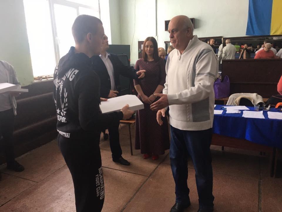 У Кам'янці пройшов відкритий чемпіонат міста з кікбоксингу, фото-4