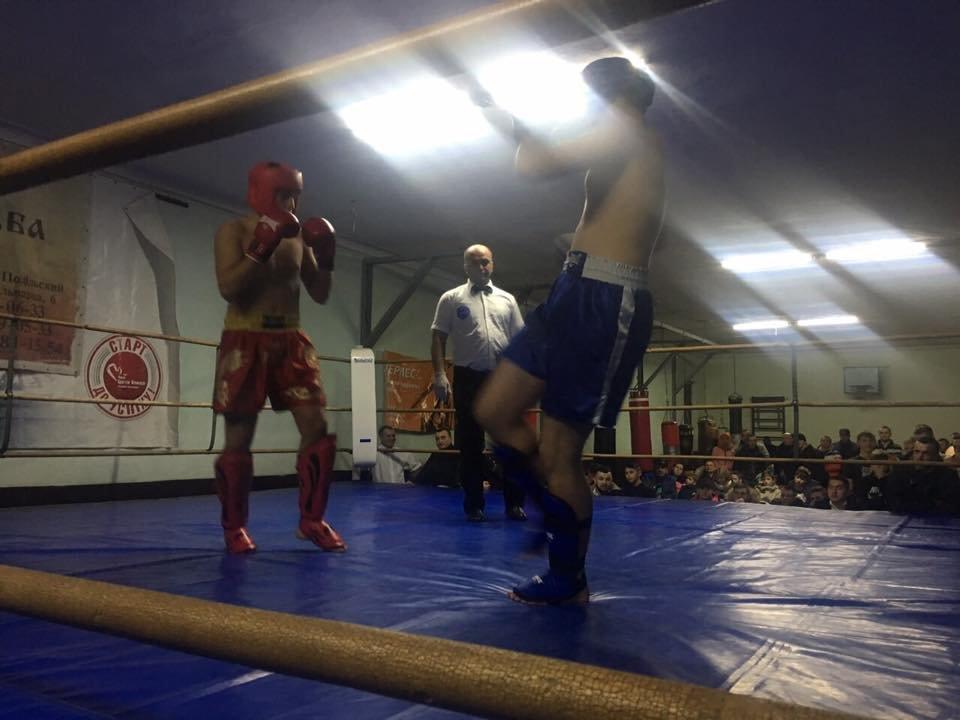 У Кам'янці пройшов відкритий чемпіонат міста з кікбоксингу, фото-6