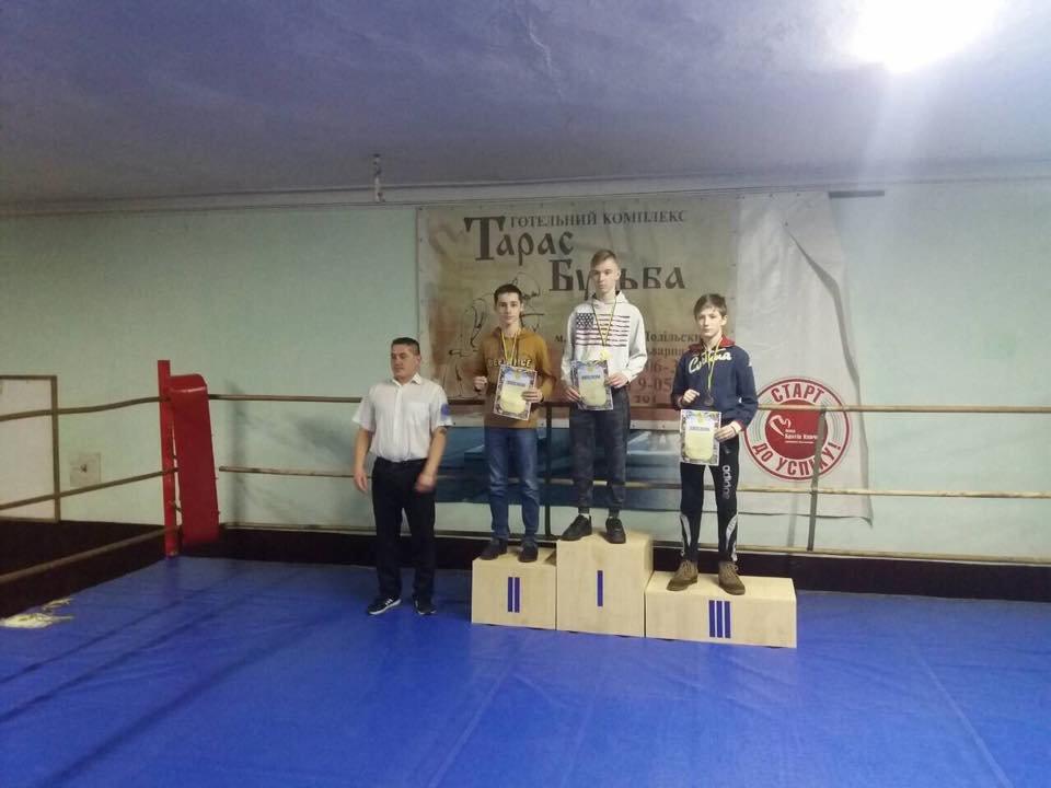 У Кам'янці пройшов відкритий чемпіонат міста з кікбоксингу, фото-12