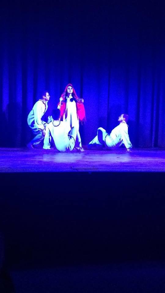 У Кам'янці театральні вечори розпочались психологічною драмою «Почуй сонечко», фото-2
