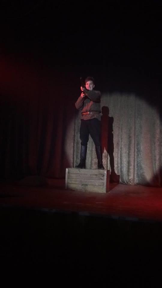 У Кам'янці театральні вечори розпочались психологічною драмою «Почуй сонечко», фото-3