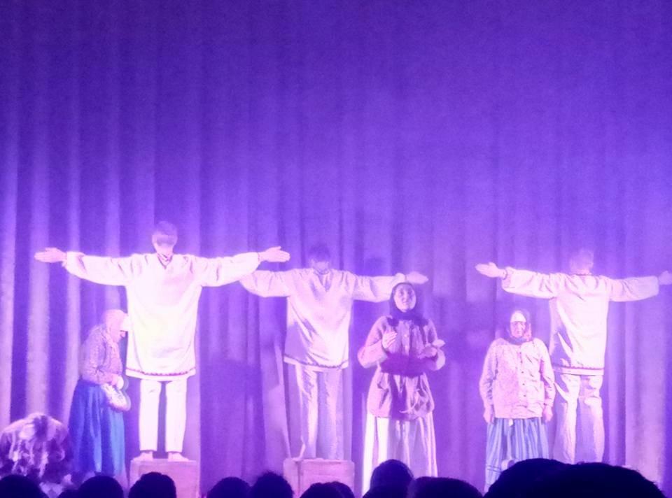 У Кам'янці театральні вечори розпочались психологічною драмою «Почуй сонечко», фото-4