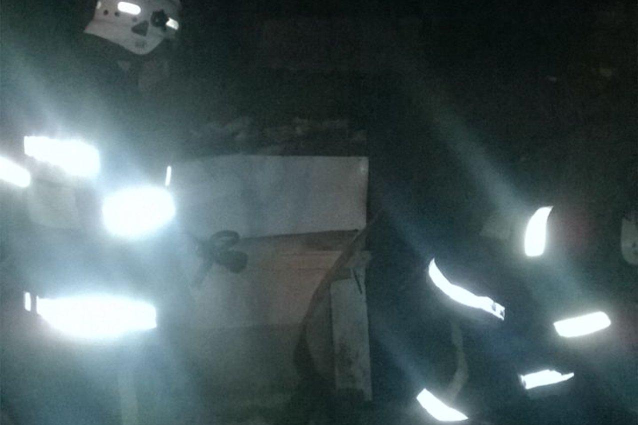 Рятувальники ліквідували пожежу у Кам'янці-Подільському, фото-1