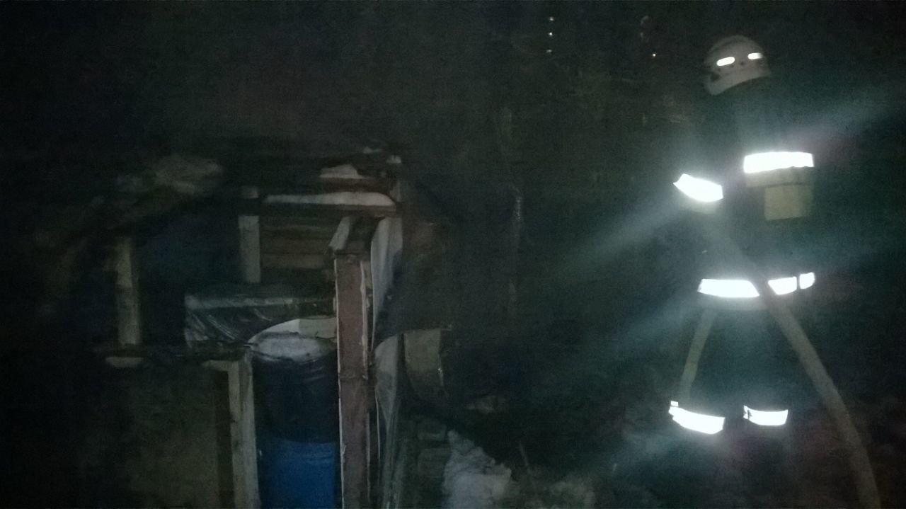 Рятувальники ліквідували пожежу у Кам'янці-Подільському, фото-2