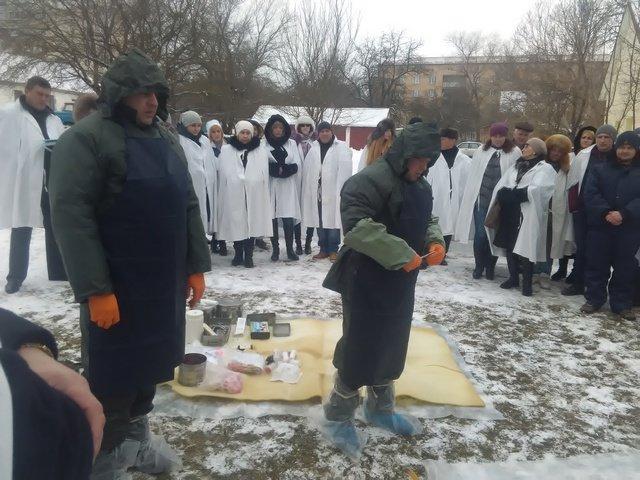 У Кам'янці пройшли навчання спеціалістів ветеринарної медицини, фото-2