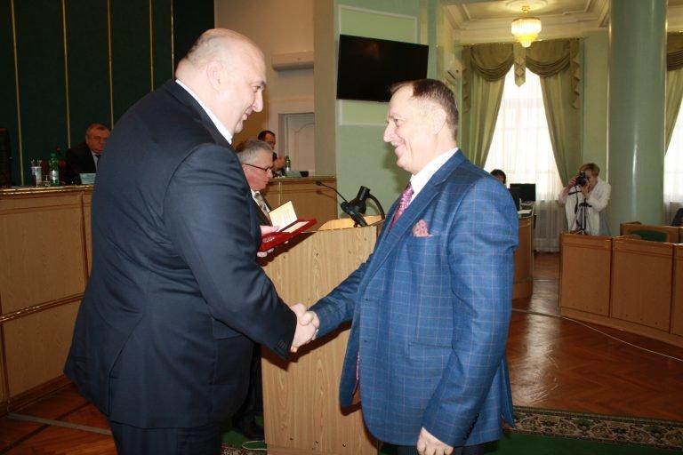 Державну відзнаку отримав голова правління одного із підприємств Кам'янеччини, фото-2