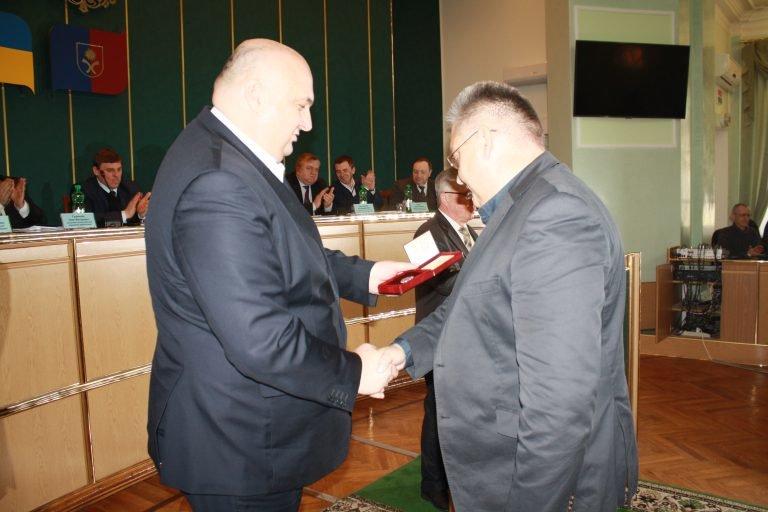 Державну відзнаку отримав голова правління одного із підприємств Кам'янеччини, фото-3