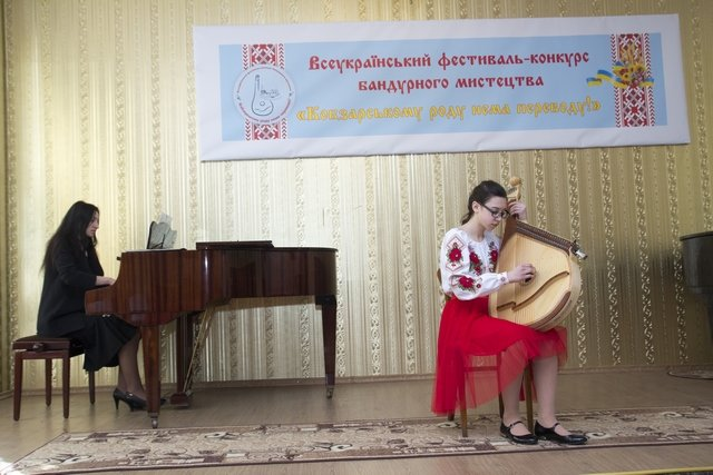 У Кам'янці пройшов фестиваль-конкурс бандурного мистецтва, фото-5
