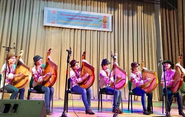 У Кам'янці пройшов фестиваль-конкурс бандурного мистецтва, фото-1