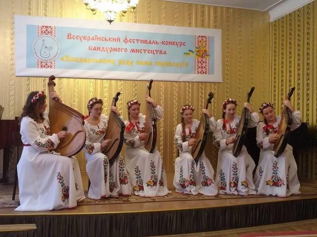 У Кам'янці пройшов фестиваль-конкурс бандурного мистецтва, фото-3