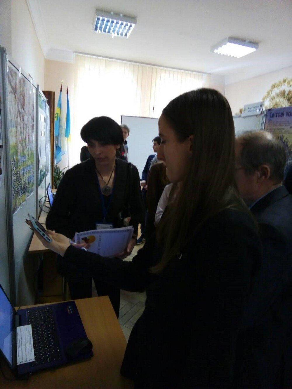 Кам'янчанка на конкурсі комп'ютерних проетів «INFORMATRIХ – 2018», фото-2