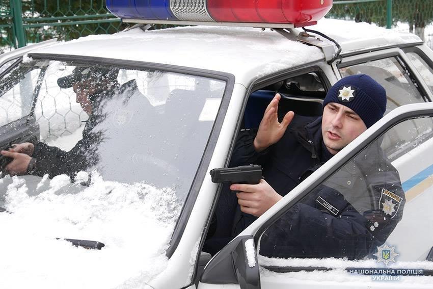Патрульна поліція навчається за новітніми методиками, фото-1