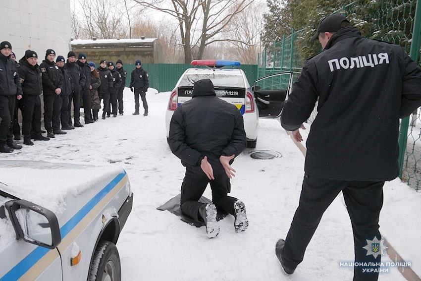 Патрульна поліція навчається за новітніми методиками, фото-2