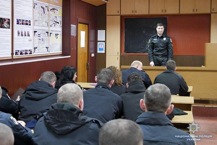 Патрульна поліція навчається за новітніми методиками, фото-4