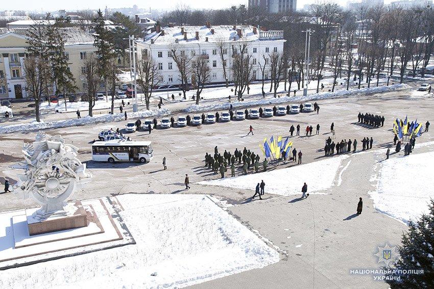 17 автомобілів отримали групи реагування патрульної поліції Хмельницької області, фото-4
