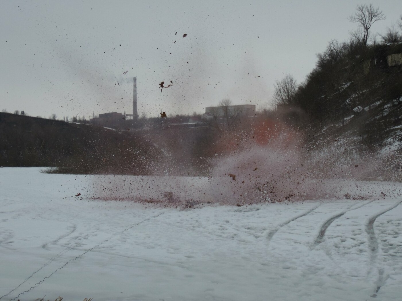 У Кам'янці пройшли навчання військових та рятувальників, щодо пропуску льодоходу, повені та паводків, фото-3