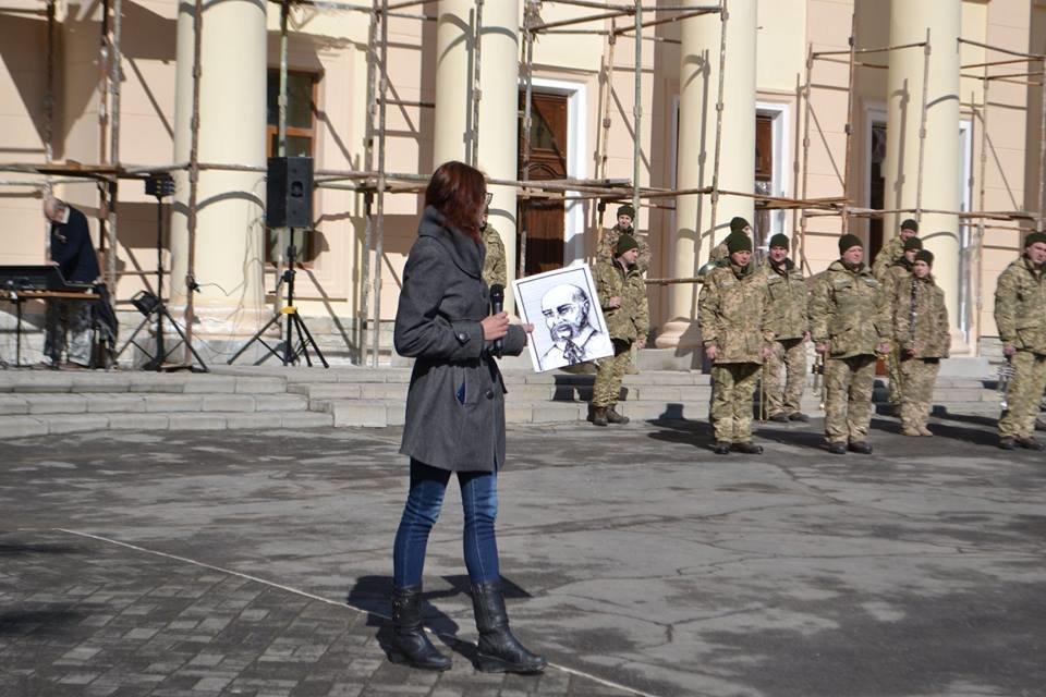 У Кам'янці та Кам'янець-Подільському районі вшанували пам'ять Т.Г. Шевченка, фото-1