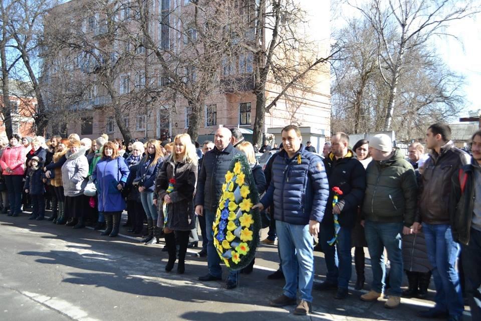 У Кам'янці та Кам'янець-Подільському районі вшанували пам'ять Т.Г. Шевченка, фото-4