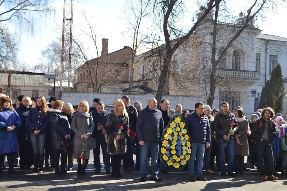 У Кам'янці та Кам'янець-Подільському районі вшанували пам'ять Т.Г. Шевченка, фото-5