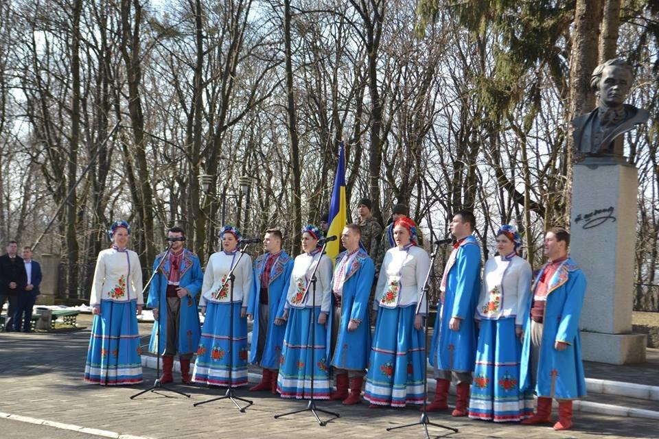 У Кам'янці та Кам'янець-Подільському районі вшанували пам'ять Т.Г. Шевченка, фото-7