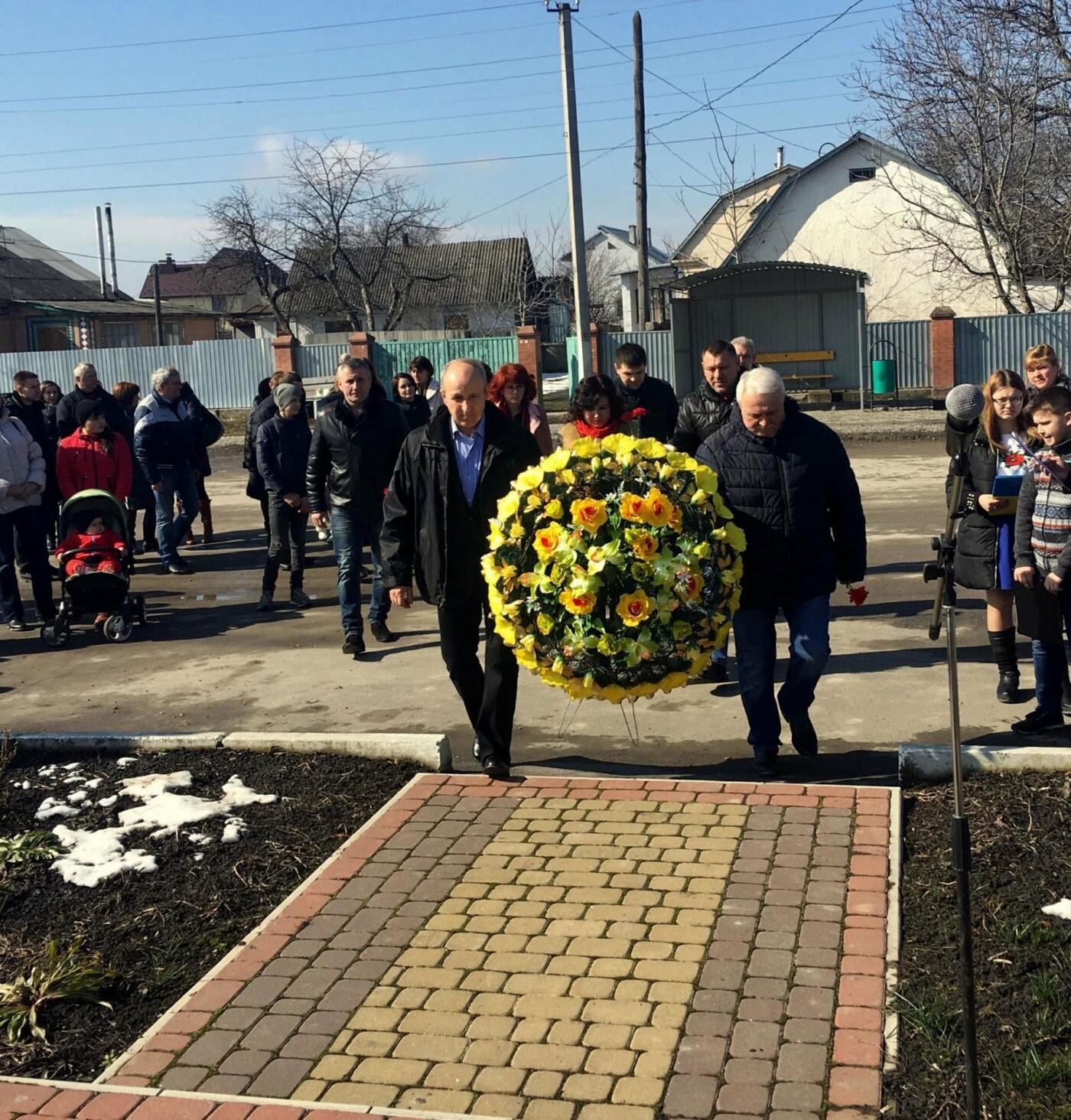 У Кам'янці та Кам'янець-Подільському районі вшанували пам'ять Т.Г. Шевченка, фото-9