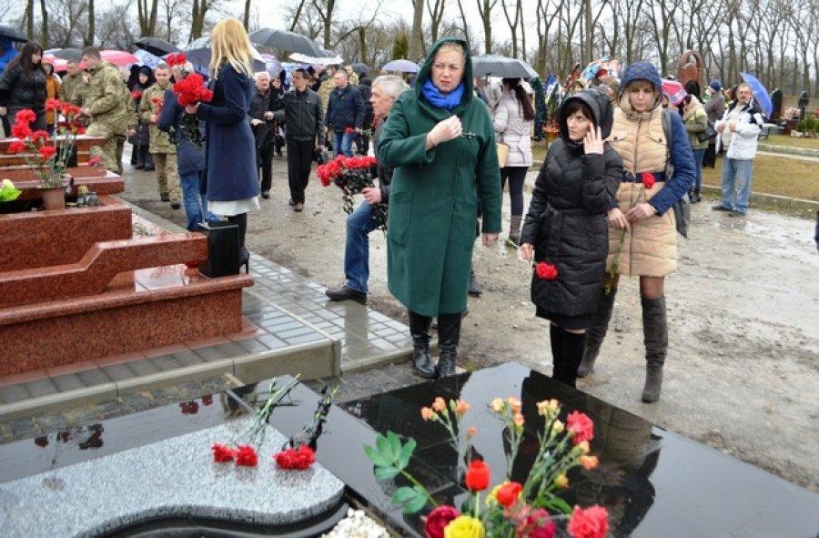 Кам'янчани вшанували пам'ять загиблих героїв, фото-9