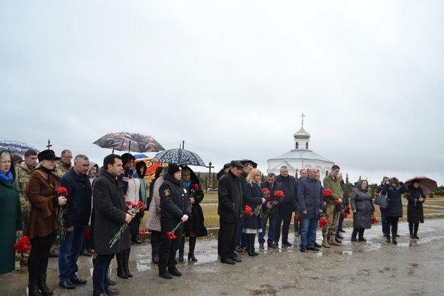 Кам'янчани вшанували пам'ять загиблих героїв, фото-4